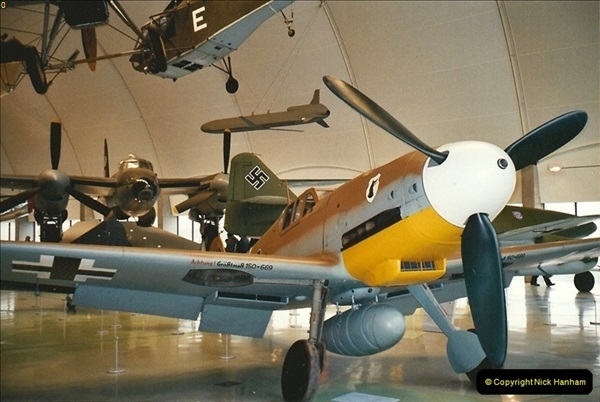 2004-02-13 The Imperial War Museum, Duxford, Cambridgshire.  (15)268