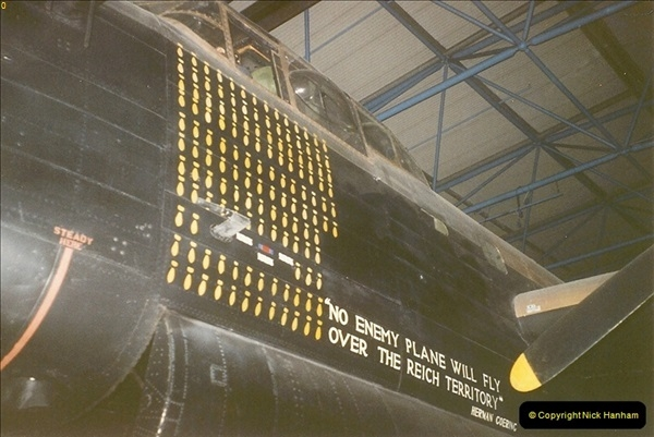 2004-02-13 The Imperial War Museum, Duxford, Cambridgshire.  (16)269