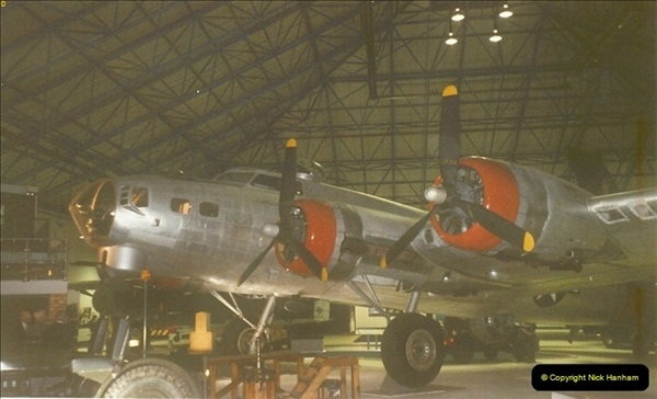 2004-02-13 The Imperial War Museum, Duxford, Cambridgshire.  (19)272