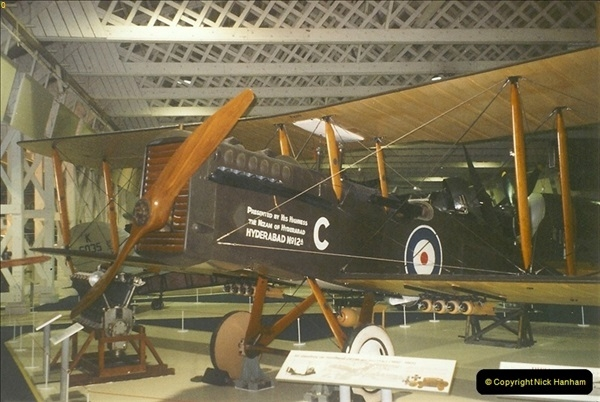 2004-02-13 The Imperial War Museum, Duxford, Cambridgshire.  (34)287