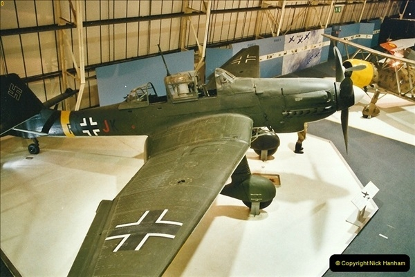 2004-02-13 The Imperial War Museum, Duxford, Cambridgshire.  (37)290