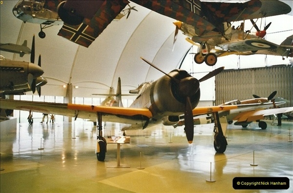 2004-02-13 The Imperial War Museum, Duxford, Cambridgshire.  (42)295