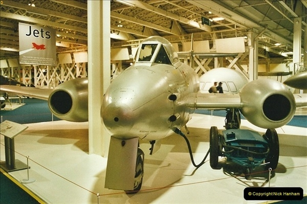 2004-02-13 The Imperial War Museum, Duxford, Cambridgshire.  (43)296