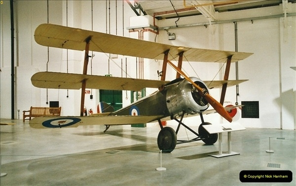2004-02-13 The Imperial War Museum, Duxford, Cambridgshire.  (47)300
