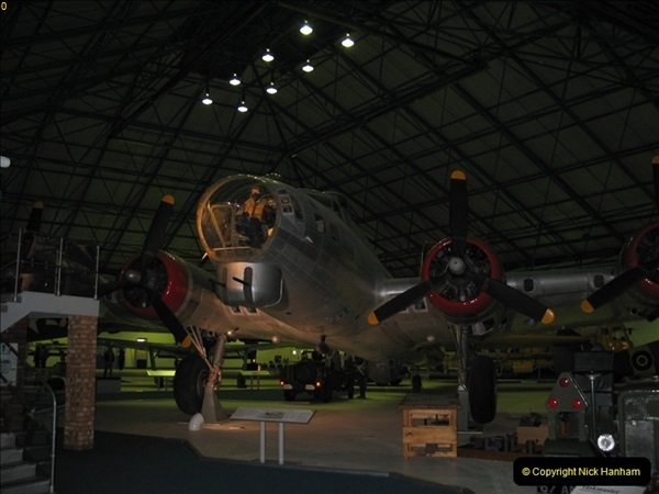 2004-02-14 Duxford Museum, Cambridgshire.   (6)306