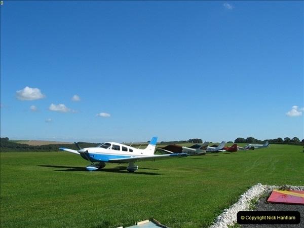 2007-09-15 Compton Abbas Airfield, Shaftesbury, Dorset.  (5)532
