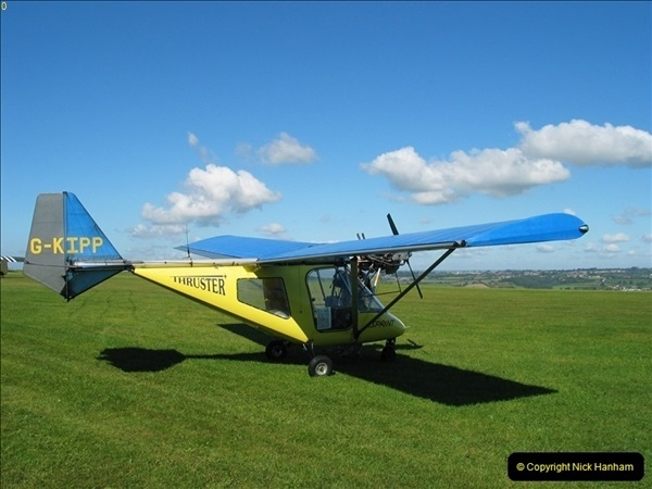 2007-09-15 Compton Abbas Airfield, Shaftesbury, Dorset.  (6)533