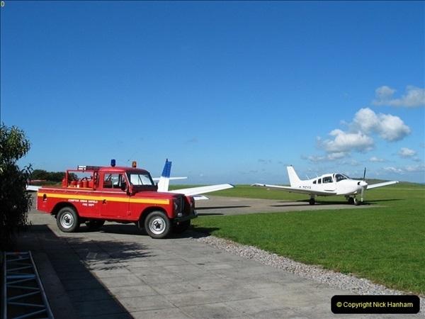 2007-09-15 Compton Abbas Airfield, Shaftesbury, Dorset.  (9)536