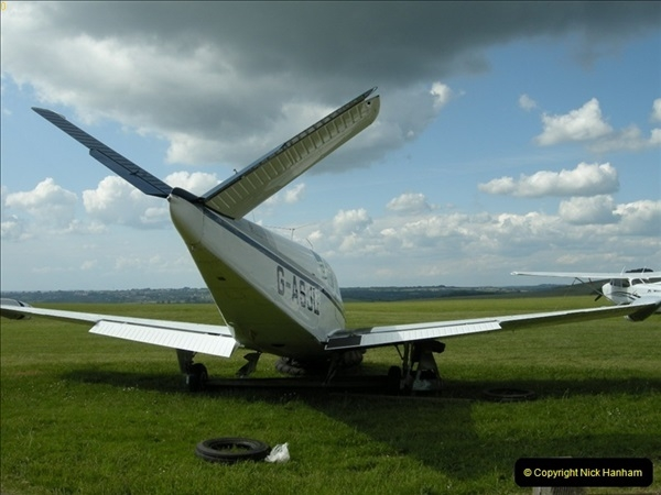 2008-06-14 Compton Abbas Airfield, Dorset.  (4)576