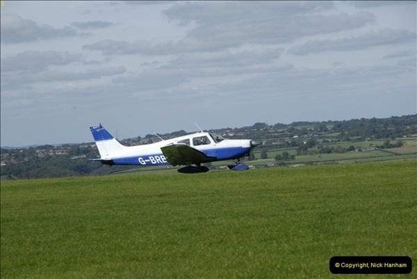 2011-09-15 Compton Abbas Airfield, Dorset.  (17)667