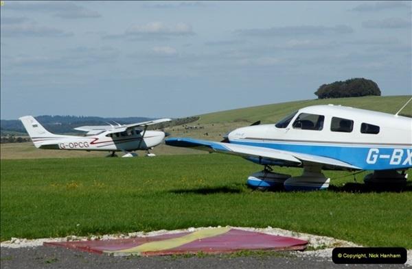 2011-09-15 Compton Abbas Airfield, Dorset.  (19)669