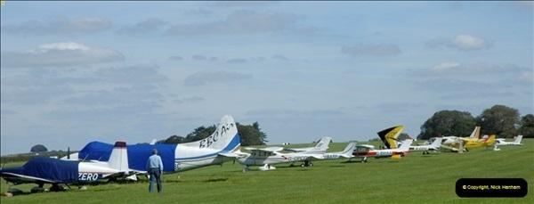 2011-09-15 Compton Abbas Airfield, Dorset.  (6)656