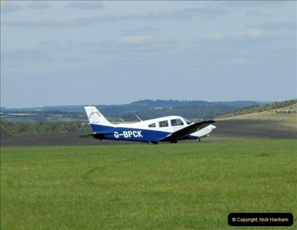 2011-09-15 Compton Abbas Airfield, Dorset.  (8)658