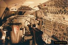 1985-03-24 Concorde @ Bristol Museum.  (2)036