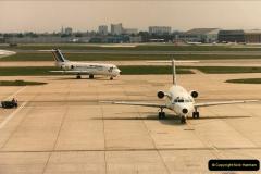 1986-06-21 London Heathrow Airport.  (22)060
