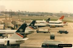 1986-06-21 London Heathrow Airport.  (27)065