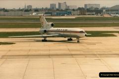 1986-06-21 London Heathrow Airport.  (29)067
