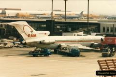 1986-06-21 London Heathrow Airport.  (33)071