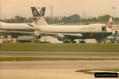 1986-06-21 London Heathrow Airport.  (5)043