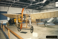 1989-02-12 The Shuttleworth Collection, Biggleswade, Bedfordshire.  (1)091
