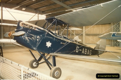 1989-02-12 The Shuttleworth Collection, Biggleswade, Bedfordshire.  (11)101