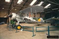 1989-02-12 The Shuttleworth Collection, Biggleswade, Bedfordshire.  (9)099
