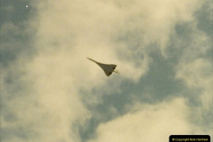 1990-03-03 Concorde over Reading, Berkshire.105