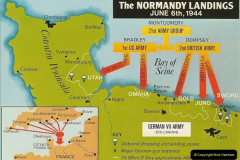 1994-07-15. Bournemouth-France D-Landings Flight (13)133