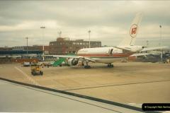 1994-08-14 London Heathrow Airport.  (3)136