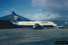 1994 March. Bournemouth Hurn Airport., Dorset.  (2)158