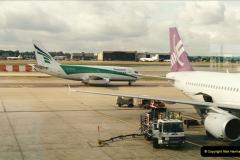 1995-07-17. London Gatwick Airport.  (5)164