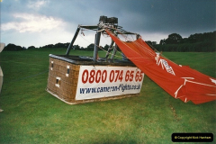 2002-08-19. Baloon Flight Over Dorset. (15)227