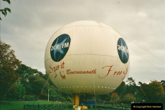 2002-09-03 Bournemouth, Dorset. Tethered Baloon. (1)232