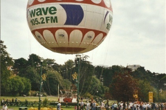 2002-09-03 Bournemouth, Dorset. Tethered Baloon. (2)233