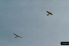 2003-06-15 Over Banbury, Oxfordshire. Glider & Tug.247