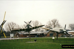 2004-02-13 The Imperial War Museum, Duxford, Cambridgshire.  (1)254