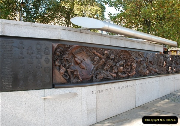 2012-10-06 The Battle of Britain Memorial on the Embankment, London (1)029