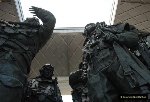 2012-10-06 The LONG OVERDUE Bomber Command Memorial @ Green Park, London (15)055