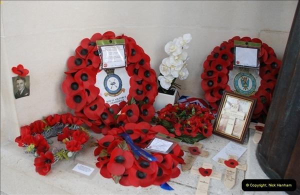 2012-10-06 The LONG OVERDUE Bomber Command Memorial @ Green Park, London (16)056