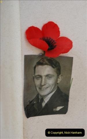 2012-10-06 The LONG OVERDUE Bomber Command Memorial @ Green Park, London (17)057