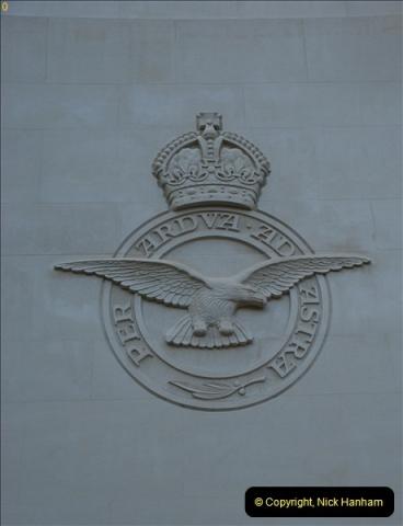 2012-10-06 The LONG OVERDUE Bomber Command Memorial @ Green Park, London (2)042
