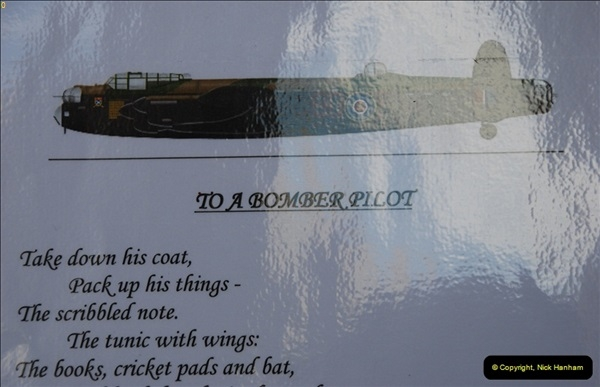 2012-10-06 The LONG OVERDUE Bomber Command Memorial @ Green Park, London (21)061