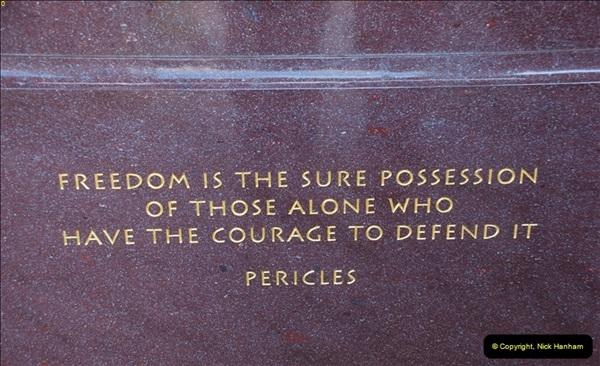 2012-10-06 The LONG OVERDUE Bomber Command Memorial @ Green Park, London (22)062
