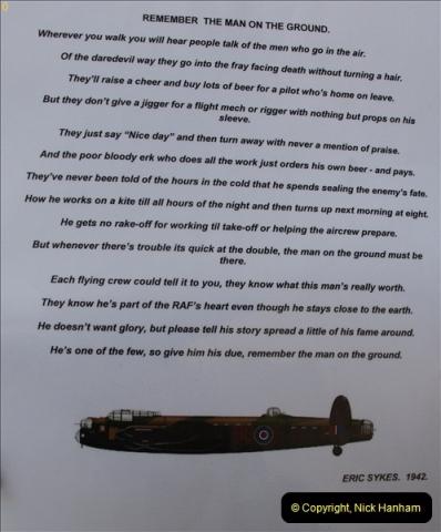 2012-10-06 The LONG OVERDUE Bomber Command Memorial @ Green Park, London (23)063