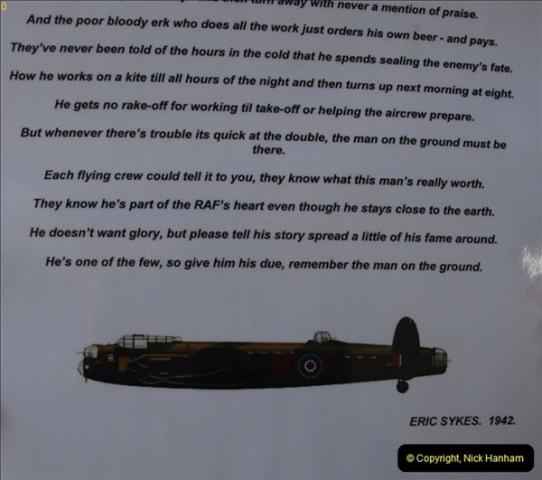 2012-10-06 The LONG OVERDUE Bomber Command Memorial @ Green Park, London (24)064