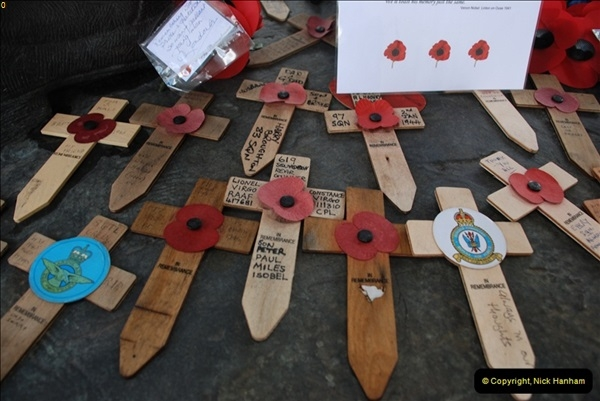 2012-10-06 The LONG OVERDUE Bomber Command Memorial @ Green Park, London (25)065