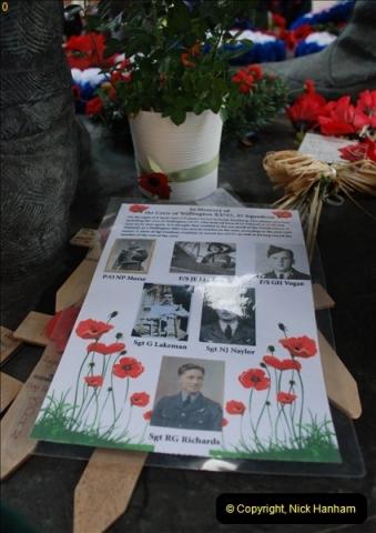 2012-10-06 The LONG OVERDUE Bomber Command Memorial @ Green Park, London (27)067