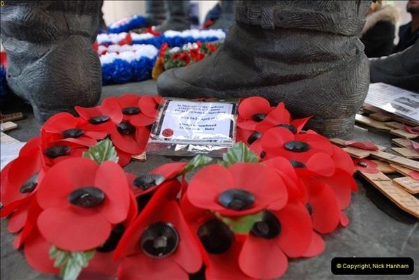 2012-10-06 The LONG OVERDUE Bomber Command Memorial @ Green Park, London (28)068