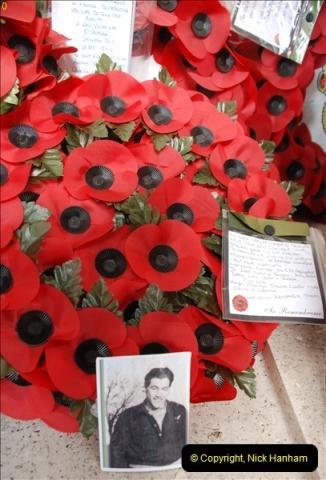 2012-10-06 The LONG OVERDUE Bomber Command Memorial @ Green Park, London (29)069