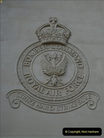 2012-10-06 The LONG OVERDUE Bomber Command Memorial @ Green Park, London (32)072